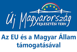Az EU és a Magyar Állam támogatásával